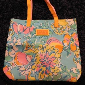 Lilly Pulitzer Beach Bag!